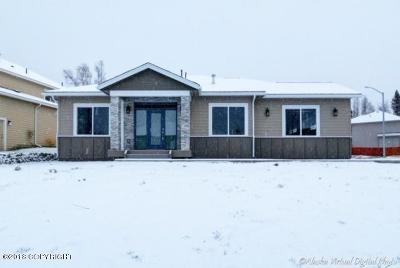 Anchorage Single Family Home For Sale: 4125 Easter Island Circle