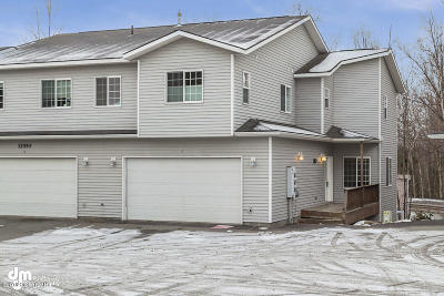 Eagle River Condo/Townhouse For Sale: 12550 Old Glenn Highway #C