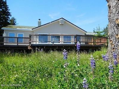Port Lions AK Single Family Home For Sale: $389,000