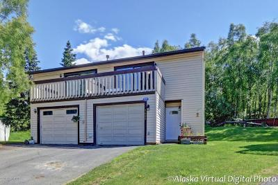 Anchorage Single Family Home For Sale: 7000 Meteor Court