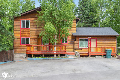 Anchorage Multi Family Home For Sale: 319 Pearl Drive