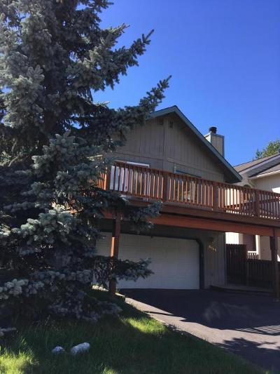 Anchorage, Eagle River, Girdwood, Chugiak Single Family Home For Sale: 8046 Queen Victoria Drive