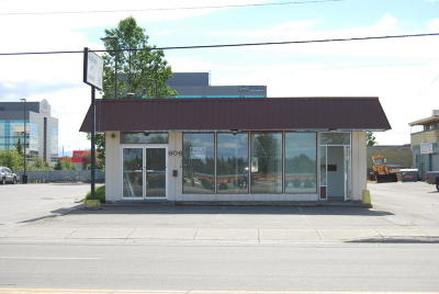 Anchorage Commercial For Sale: 606 E Fireweed Lane