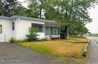 Kodiak AK Single Family Home For Sale: $234,000