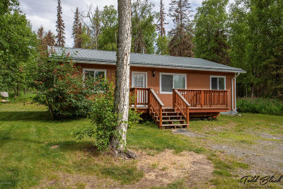 Wasilla Single Family Home For Sale: 8829 Shearwater Street