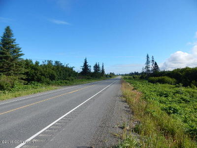 Homer, Anchor Point, Ninilchik, Seldovia, Halibut Cove Residential Lots & Land For Sale: 31642 Sterling Highway