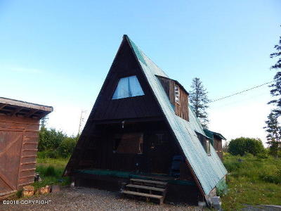 Anchor Point AK Single Family Home For Sale: $119,000