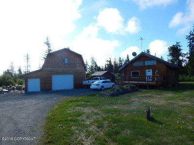 Anchor Point AK Single Family Home For Sale: $219,000