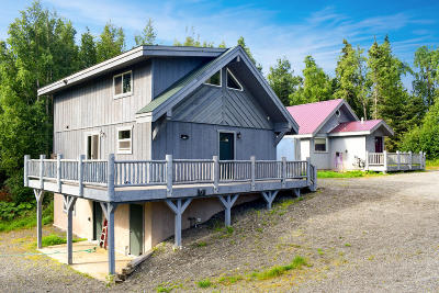 Kenai Multi Family Home For Sale: 40111 Frogberry Street