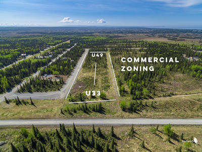 Kenai Residential Lots & Land For Sale: 50123 #33 Buoy Avenue