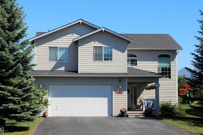 Anchorage Single Family Home For Sale: 10911 Northfleet Drive