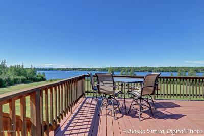 Big Lake Single Family Home For Sale: 1559 S Wolf Road