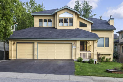 Anchorage Single Family Home For Sale: 4862 Hunter Drive