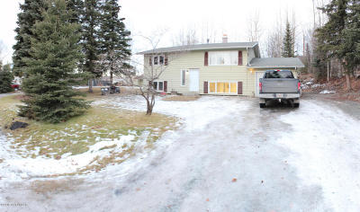 Eagle River AK Single Family Home For Sale: $299,900