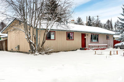 Anchorage Single Family Home For Sale: 4021 W 84th Avenue