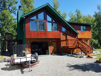 Wasilla Single Family Home For Sale: 6621 S Frontier Road