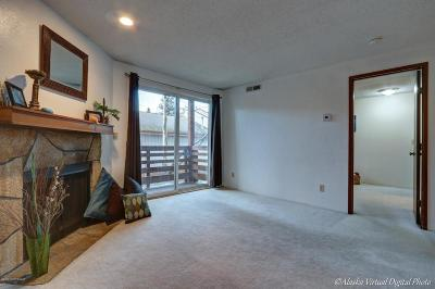 Anchorage Condo/Townhouse For Sale: 9645 Independence Drive #D104