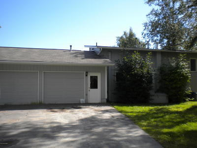 Big Lake, Palmer, Sutton, Wasilla, Willow Rental For Rent: 2268 W Lake Lucille Drive