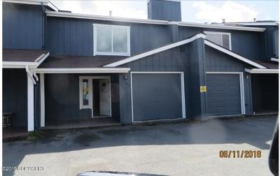 Anchorage AK Single Family Home For Sale: $182,400