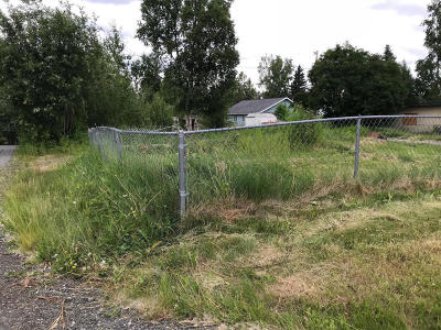 Anchorage Residential Lots & Land For Sale: 8401 Rangeview Avenue