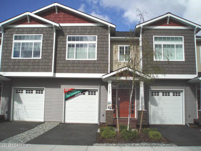 Anchorage Condo/Townhouse For Sale: 1473 Shallow Pool Drive #J1