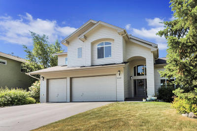 Anchorage Single Family Home For Sale: 3660 Eastwind Drive