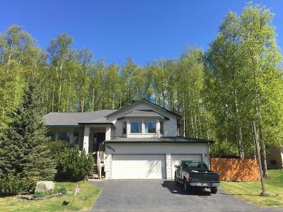 Eagle River Rental For Rent: 19671 N Mitkof Loop