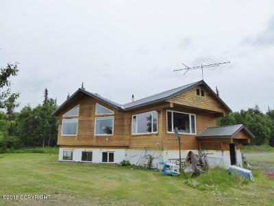 1d - Matanuska Susitna Borough Single Family Home For Sale: 14075 E Randys Road