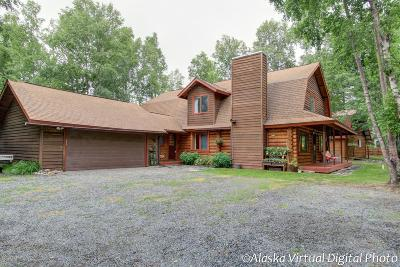 Chugiak Single Family Home For Sale: 24997 Schaff Drive