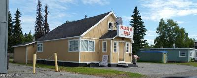 Anchorage Commercial For Sale: 841 W Fireweed Lane