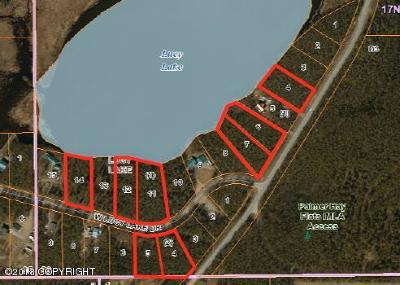 Wasilla Residential Lots & Land For Sale: Lucy Lake