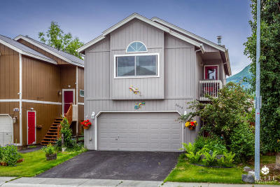 Anchorage Single Family Home For Sale: 3838 Sycamore Loop