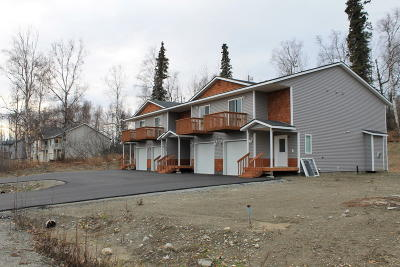 Wasilla Rental For Rent: 5595 S Irwin Drive #4