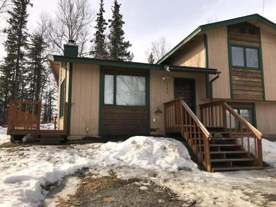 Wasilla Rental For Rent: 3190 N Snow Goose Drive