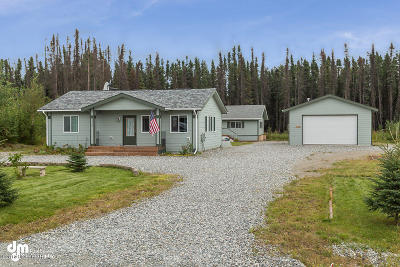 Wasilla Multi Family Home For Sale: 4955 N Edenfield Road