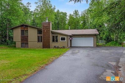 Wasilla Single Family Home For Sale: 2960 N Brocton Avenue