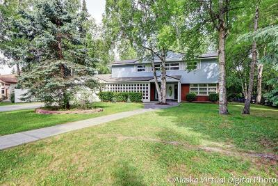 Anchorage Single Family Home For Sale: 2070 Forest Park Drive
