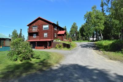 Soldotna, Sterling, Kenai Single Family Home For Sale: 42924 Riggs Avenue