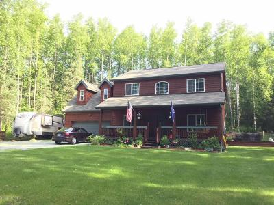 Chugiak Single Family Home For Sale: 22525 Ursa Major Circle