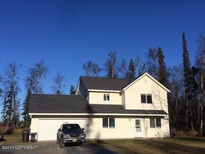 Kenai Single Family Home For Sale: 46500 Jo Avenue