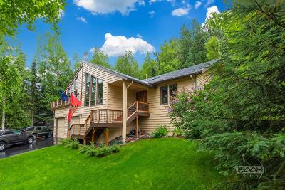 Eagle River Single Family Home For Sale: 10327 Stewart Drive