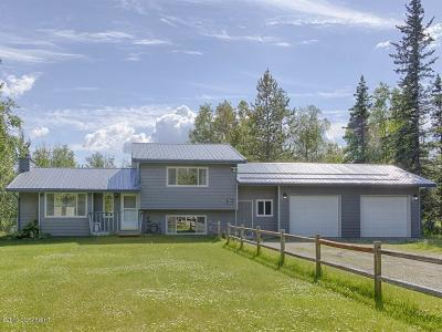 Wasilla AK Single Family Home For Sale: $246,900