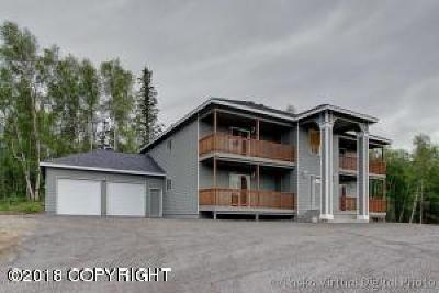 Wasilla Multi Family Home For Sale: 1801 N Rockside Road