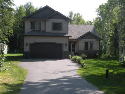 Wasilla Rental For Rent: 2545 N Leah Circle