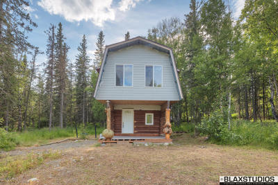 Palmer AK Single Family Home For Sale: $114,900