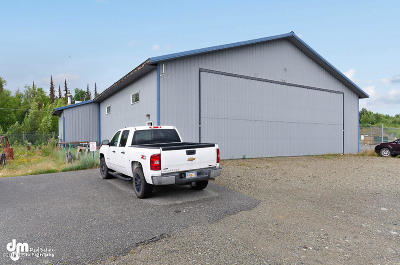 Wasilla Commercial For Sale: 1060 S Crosswind Court