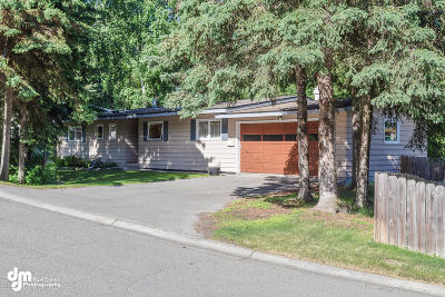 Anchorage Single Family Home For Sale: 3414 Fordham Drive