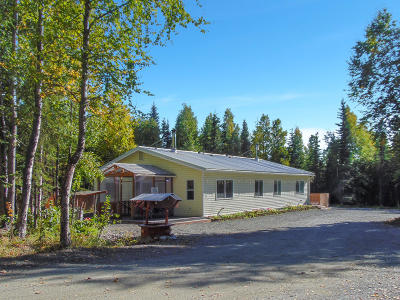Soldotna Multi Family Home For Sale: 48715 Cardwell Road