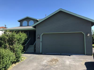 Anchorage AK Single Family Home For Sale: $416,500