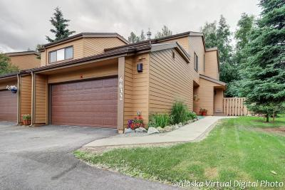 Anchorage Single Family Home For Sale: 6632 Lakeway Drive